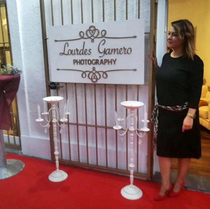 Lourdes Gamero, fotógrafo profesional de bodas en Cádiz.
