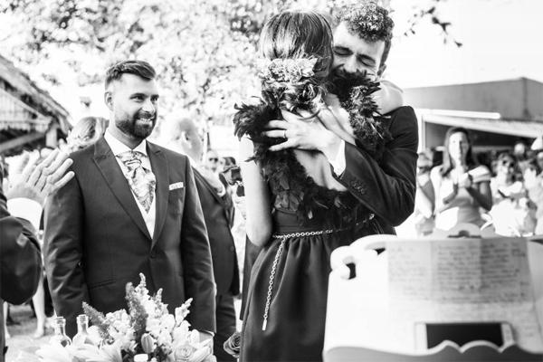 fotografía profesional para bodas emotiva