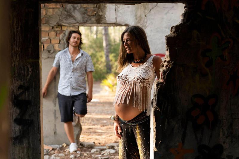 fotografía para embarazadas