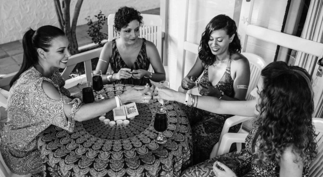 fotografia de despedida de soltera en Cadiz